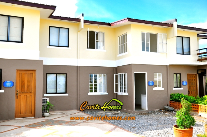 Alice Townhouse Lancaster New City Cavite Alice Cavite Homes